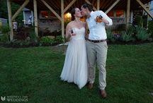 Weddings... we're married!