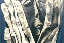 Painters: Oswaldo Guayasamínand