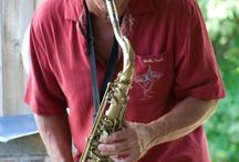 Sax on the Beach / Sax on the Beach is now playing at Seven Springs Winery every Saturday and Sunday at 2 o'clock throughout the Summer of 2014!