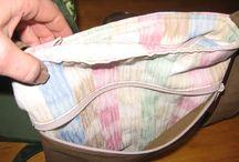 Anleitungen kleine Taschen