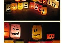 halloween díszak