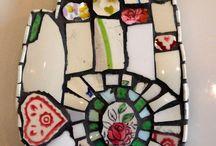 Cleo Mussi mosaics