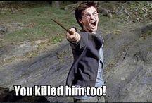 Harry Potter Humor