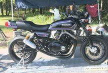 suzuki gs 750e