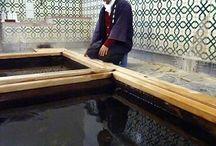 Japanese Onsens & Baths