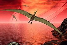 Flight of the Aguiva / Dragomeir Series Book Two - Dragon Books by Solitaire Parke