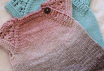 Knitting/Crochet for Children / Knitting and crochet ideas and patterns for littlies