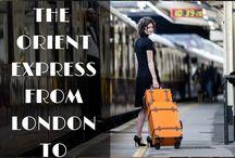 Road Trips / Railway Journeys