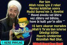İslam Sesi / Huzur veren ayetler