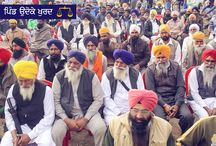 Election Rally at Udhoke Khurd