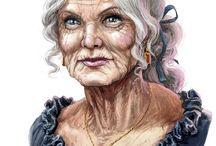 FEMALE • Elder