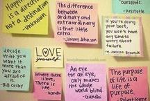 Dream board & Journaling