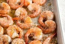 Seafood Recipes / by Amanda Walker