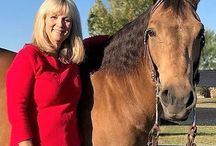 Rumba Down - An American Quarter Horse / Rumba is the mascot for Equine Homes by Kim Blanton and RE/MAX Elite in Hendersonville TN.  Rumba is an expert on all things equine, including his favorite horse properties for sale.