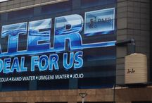 Billboards / Different JoJo Tanks billboards