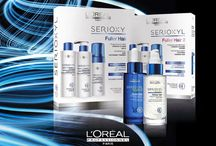 SERIOXYL DENSER HAIR / Trattamento densificante dei capelli risveglio dei follicoli dormienti