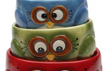 Aro's Owls and Squirrels