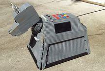 Lego stuff to build