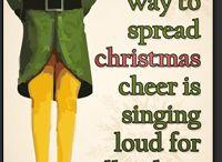 Holiday cheer...