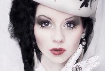 """Fashion""""Autumn❄️Winter-Black&White"""""""