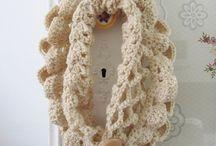 crochet vêtements et accessoires / by Moulinette Mouli