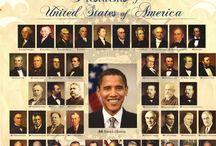 All Things Presidential / by Barbara Fleming
