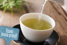 Tè, tisane e simili