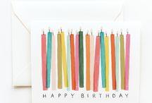 Birthday + DIY
