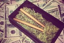 #Smoke(Weed) Money&Gold *-*