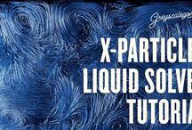 X-Particles - tutorials