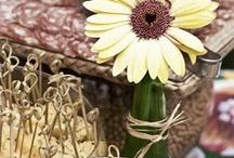 Idéias DIY Chá e Casamento