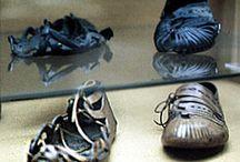 Vestuario y calzado romano