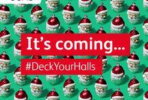 Christmas 2017 #DeckYourHalls