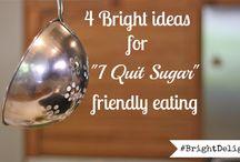 I will quit sugar