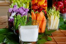 Wedding Food & Drink Inspirations / Great ideas for food and drink options at your Hawthorne Hotel wedding.