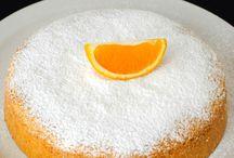 torta de naranja sin gluten