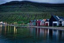 The Faroes - Færøerne