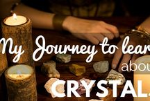 Crystals / Learn Healing with Crystals