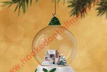 Christmas Ornaments / by Barb Schaffer Widman