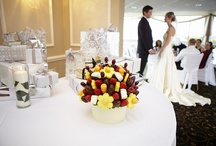 Weddings & Events / Freshen up your dessert table with handcrafted fresh fruit treats. We want your wedding to be every bit as special as you do. Our Fruit Experts® ensure every detail is perfect. Click call or visit edible.com to learn more about how Edible Arrangements® can help make your wedding a one of a kind event. / by Edible Arrangements