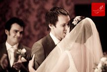 Weddings: The Ceremony / The most important bit... showing everyone your love together