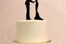 wedding cake toppers / by judi oliver