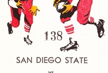California Football Ticket / California football ticket, USC football ticket, Stanford football ticket, Los Angeles football ticket, UCLA football ticket, CAL football ticket. The 47 STRAIGHT COLLECTION™ of vintage college football tickets. / by 47 STRAIGHT™