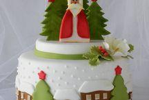 Tort mikołajkowy