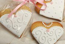 Cookie Art | Weddings