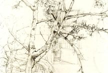 Drawing 風景