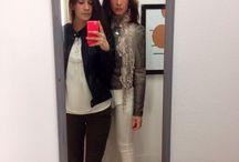 Selfie / Giubbini in ecopelle