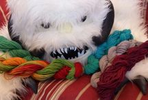 Yarn & Fiber Yumminess / by Ila Dezarn