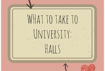 University things