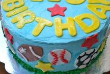 Custom Cakes and Cookies